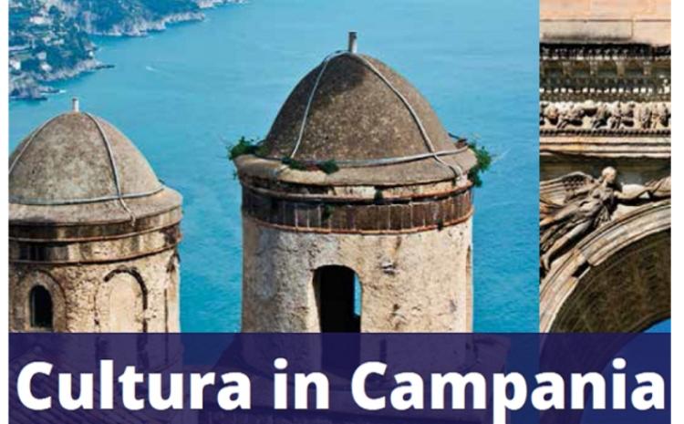 """Avviso pubblico per la concessione di incentivi finalizzati a sostenere le imprese operanti nei seguenti Ambiti """"Sistema produttivo della Cultura"""" e """"Nuovi prodotti e servizi per il turismo culturale""""."""